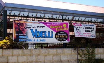 Vinyl Banners Custom Banners From Appealing Signs Perth - Vinyl banners australia