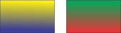 Yellow-Blue and Red-Green Signals to the Eye